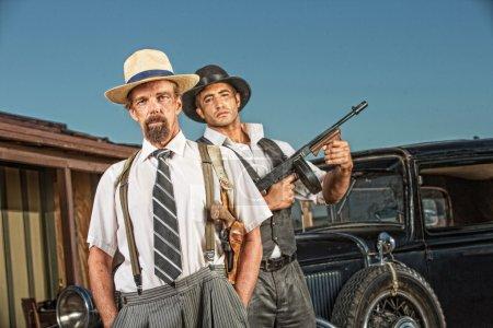 1920s Era Gangster Partners