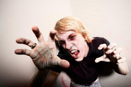 Zombie in a Corner