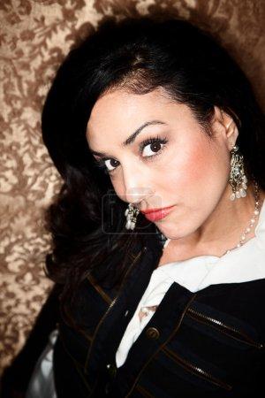 Beautiful Hispanic Woman