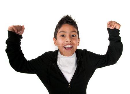 Raised Arms of Joy