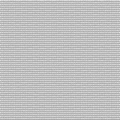 White elegant dotted lace seamless pattern