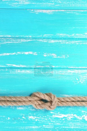 Marine knot background