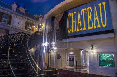 Las Vegas , Chateau Night club