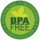 BPA Free Label Illustration