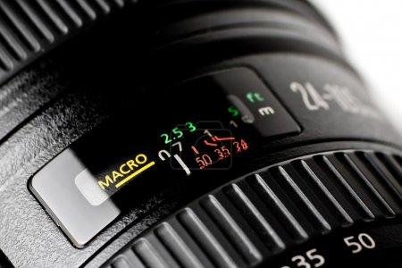 lens macro function