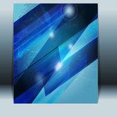 Leták design - eps10 vektorové ilustrace