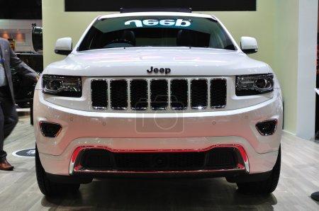NONTHABURI March 25 New Jeep