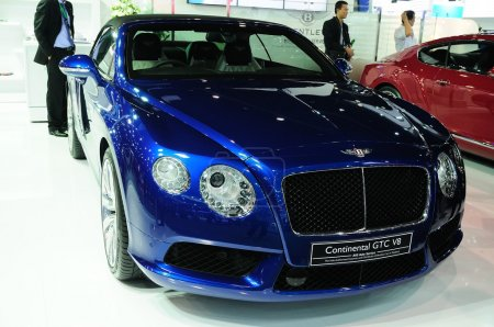 NONTHABURI NOVEMBER 28 Bentley continental
