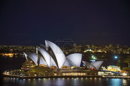 Photo for Sydney opera house landmark in australia - Royalty Free Image