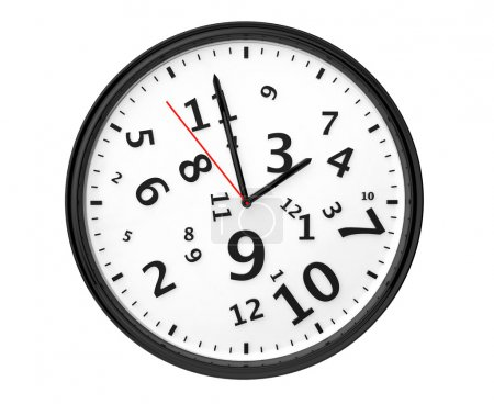 Abstract Modern Watch