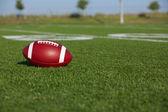 Americký fotbal na poli nedaleko padesáti