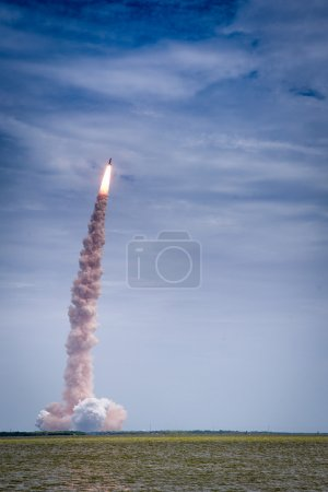 Launch of Atlantis - STS-135