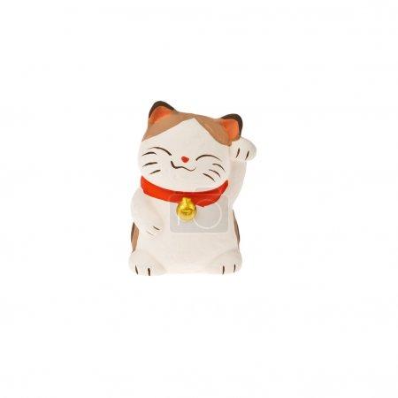 Japanese cat Maneki Neko