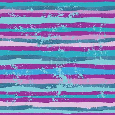 grunge striped pattern