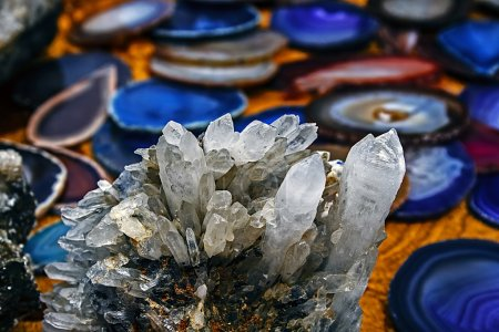 Crystal stones 4