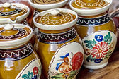 Romanian traditional ceramics 20