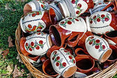 Romanian traditional ceramics 22