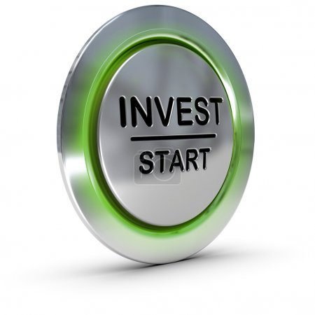 Investment Concept. Invest. Risk Management