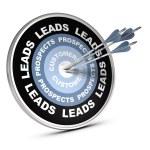 One target where it is written leads, prospects an...