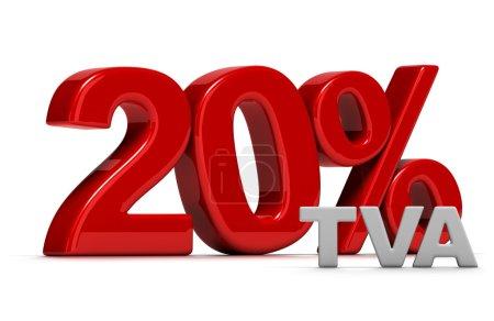20 percent TVA