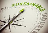 """Постер, картина, фотообои """"устойчивое понятие - устойчивости бизнеса"""""""