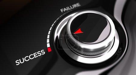 Motivation Concept, Success Background