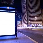 Bus Stop Ad Display - Backlite Advertising Display...