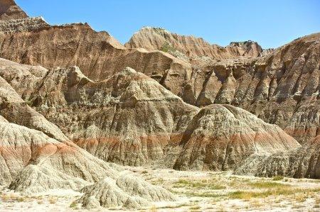 South Dakota Badlands