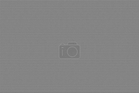 Photo pour Texture métallique-Arrière-plan. Texture industrielle en acier inoxydable perforé. Collection milieux métalliques . - image libre de droit