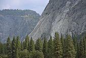 Yosemite Valley Scenery