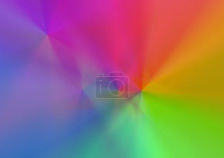 Foto de Fondo de alta resolución del arco iris. colorido telón de fondo abstracto - Imagen libre de derechos