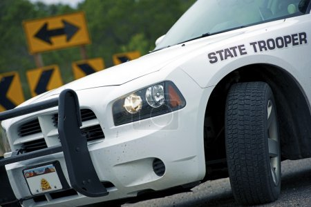 Police Cruiser State Trooper