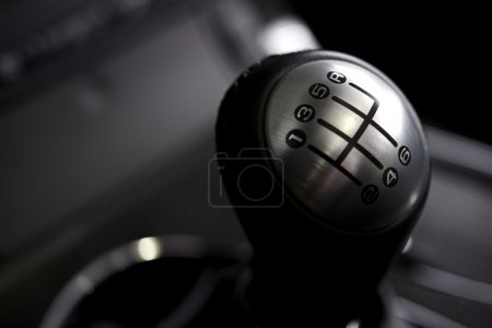 Manual Transmission Stick