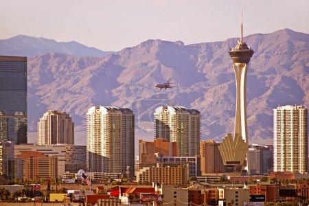 Vegas Cityscape