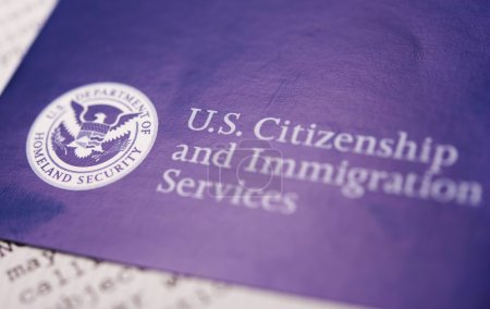 US Homeland Security Citizen and Immigration Servi...