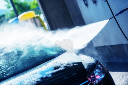 Hand Car Wash Cleaning