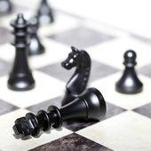 Šachové figury - strategie a vedení koncepce