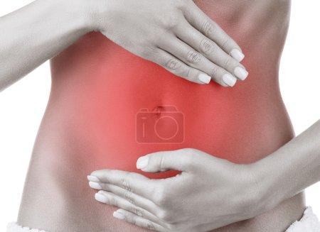 Person having pain