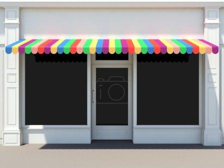 Shopfront - store facade