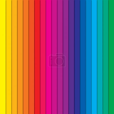 Color spectrum vector abstract background, beautiful colorful wallpaper