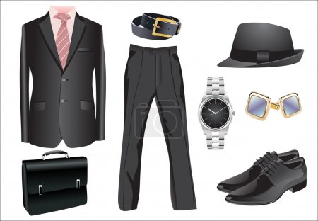 Men s clothing collection