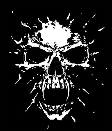 Devil skull...