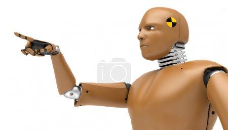 Robot test, BioRid