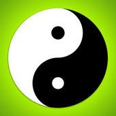 Yin és a yang szimbólum