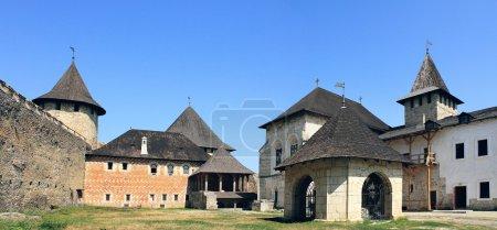 Khotyn fortress