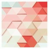 Abstraktní geometrické barevné pozadí, 3d, vzor návrhové prvky, vektorové ilustrace