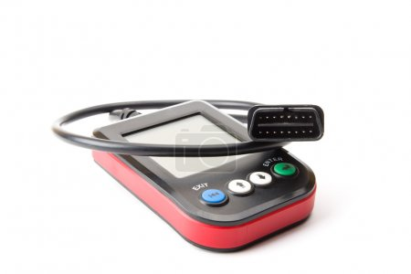 Photo for Image of car diagnostic tool - Royalty Free Image
