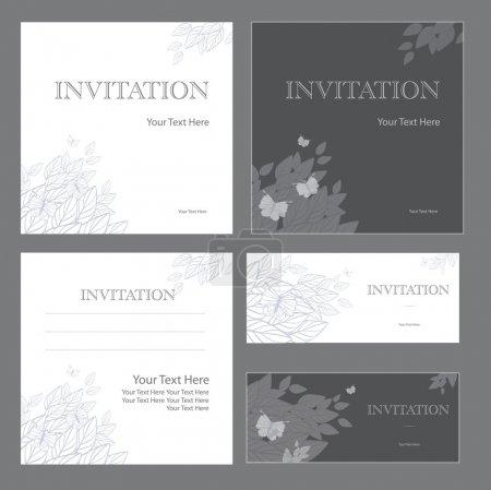 Invitations...