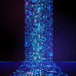 Disco abstract background...
