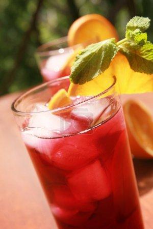 Punch juice